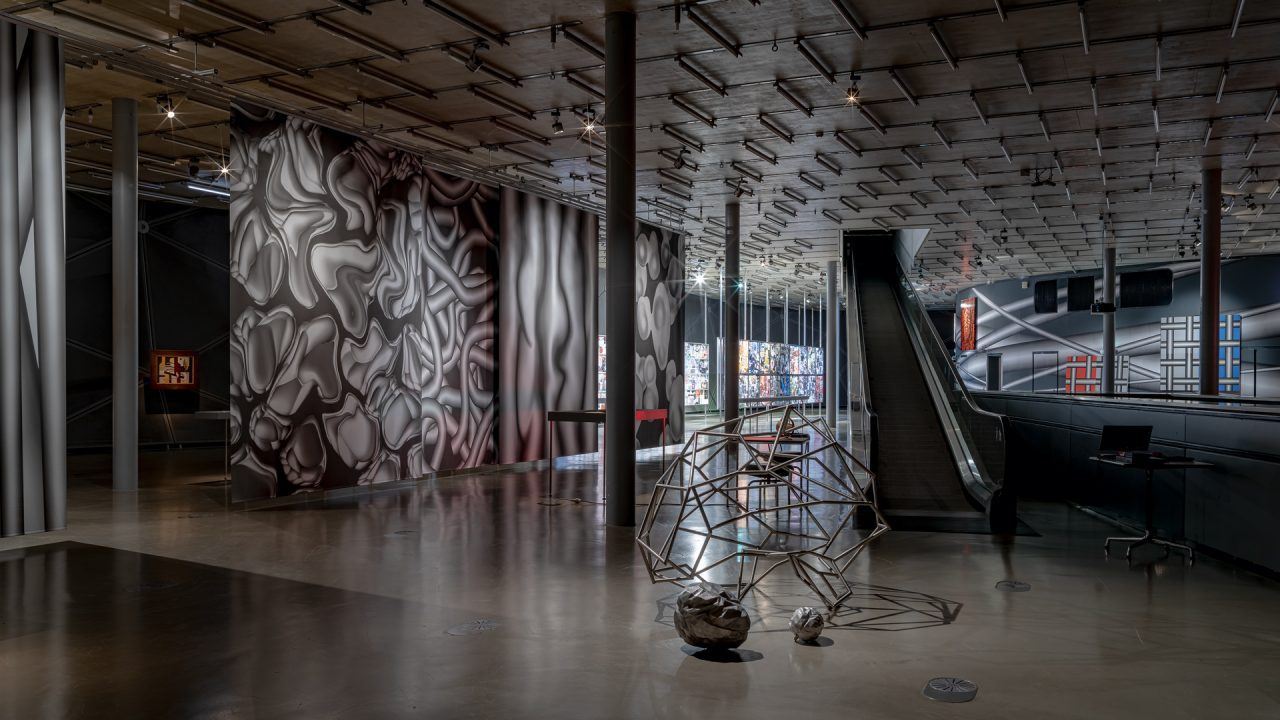 'Connected with ...' Kunsthaus Graz, 2019